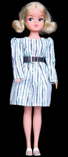 Sindy Doll by Pedigree in casuals from 1984
