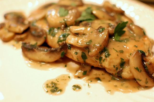 Reckless Abandon: Chicken Marsala