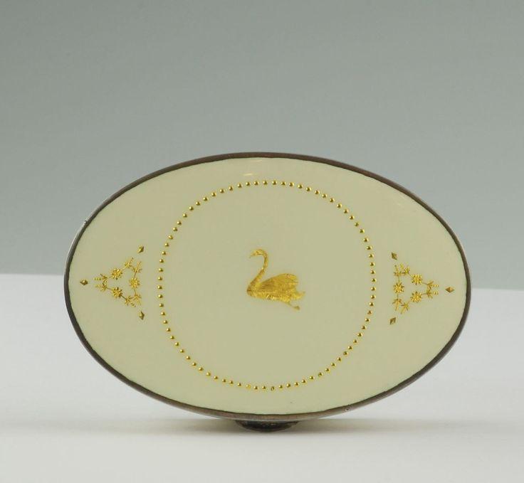 Empire Email Schnupftabakdose Silver Vergoldet Tabatere 1890 Dose Snuff Box Dose in Antiquitäten & Kunst, Mobiliar & Interieur, Vitrinenobjekte / Objets d'art | eBay!