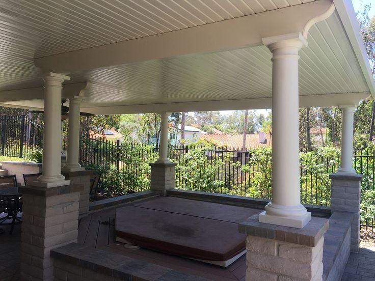 Amazing #diy Alumawood Patio Cover Kit Home Remodel By: PatioKitsDirect.com