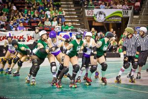 As Rat City Rollergirls open 10th season, a skater looks back.