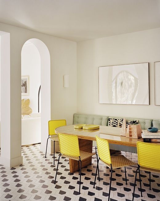 Une maison sur la Côte d'Azur signée India Mahdavi