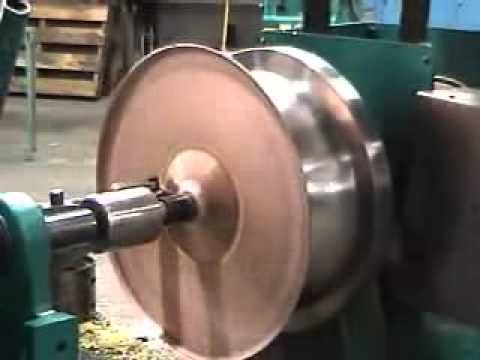 Abba Industries, Inc. - Copper Metal Spinning Demonstration