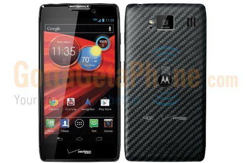 Verizon Motorola Droid RAZR HD XT926 16GB No Contract 4G LTE Android Smartphone - Black Operating System:Android. Model : MOTXT926. Storage Capacity:16 GB (actual memory available to use less due Pre-installed software).. Carrier : Verizon NO contract (Not Pre-Paid). Camera:8.0 MP.  #Motorola #Wireless