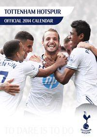 Tottenham Hotspur FC 2014 Calendar