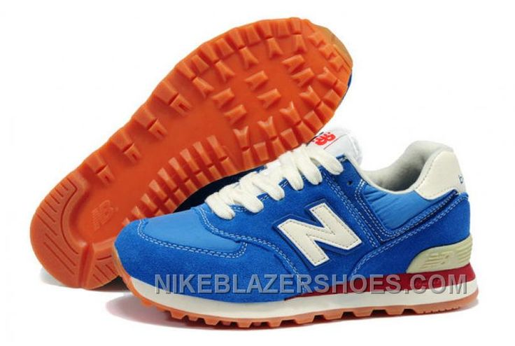 https://www.nikeblazershoes.com/balance-ml574cbl-blue-white-shoes-new.html BALANCE ML574CBL BLUE WHITE SHOES NEW Only $85.00 , Free Shipping!