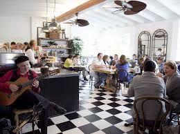 The island cafe in Bundall - Floors by www.evolvedluxuryfloors.com.au