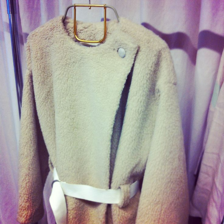 Coat from Carin Wester in our store August 2014.
