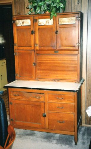antique hoosier cabinet 369 best images about vintage hoosier cabinets on 10647