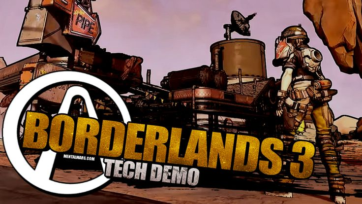 This year at the Game Developer Conference (GDC 2017) Gearbox Software is showing off a tech demo which showcases the potential for the upcoming Borderlands 3. Randy Pitchford quickly showcases some new rendering effects and shaders that pushes the graphics but also keep the distinct style of the game. All of Borderlands textures are drawn by hand and this new tech allows for procedurally generated effects but still keep the style of the artist. In this presentation showcases a desert like…