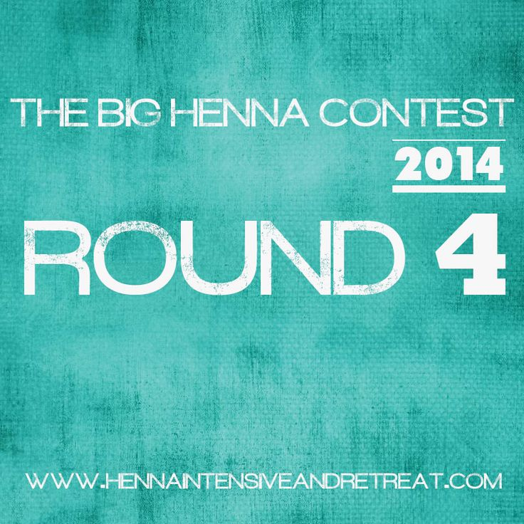 """Round 4 Theme is Persian! For more info about The Big Henna Contest 2014, please visit our website and click on """"Contest"""": www.HennaIntensiveandRetreat.com"""
