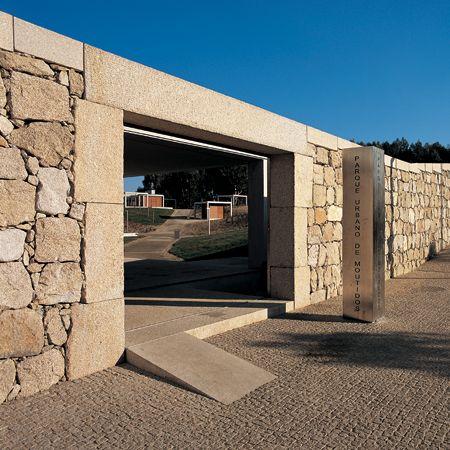 Parque de Ocio en Moutidos Águas Santas, Maia 1997 - 2001