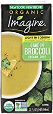 Easy Broccoli Soup. A quick and easy soup with minimal ingredients. Soup Recipes for Weight Loss