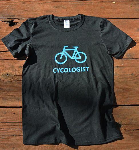 Mens T-Shirt Cycologist