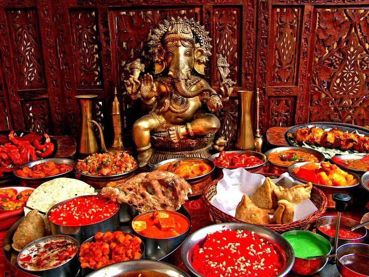 Индийская кухня, рецепты