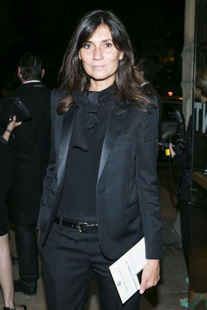 Editor-in-Chief von VOGUE Paris: Emmanuelle Alt