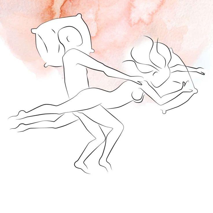 Sexstellung die Faulenzer