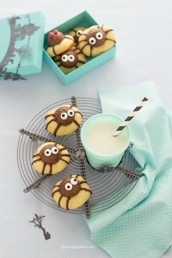 spider cookies biscotti_halloween__ragno_ragnetti