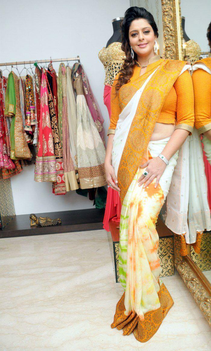 nagma saree pictures | http://www.atozpictures.com/nagma ...