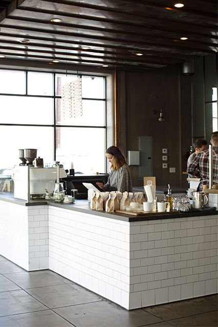 16 Artisan Coffee Spots That Straight-Up Rule #refinery29  http://www.refinery29.com/los-angeles-artisan-coffee#slide-3  Blue Bottle Last April, the Bay Area-based behemoth took over Handsome Coffee Roasters' space in DTLA's Arts District. Even if you're sad to see the old tenants go, the newly revamped menu makes it worth a visit — be sure to order the exclusive-to-L.A. Dandy Espresso. Blue Bottle, 582 Mateo Street (near East 6th Street); 213-621-4194.