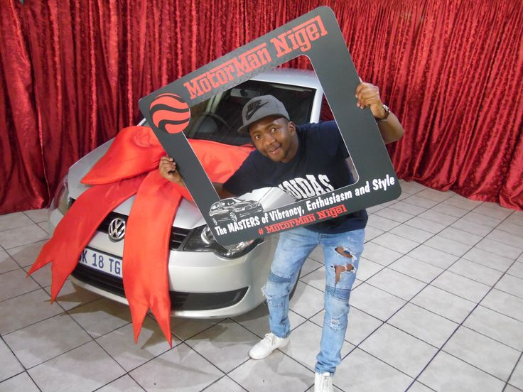 Mr S N Mashinini taking delivery of His Vw Polo Vivo 1.4!  #WeGetYouMoving #AnotherSuccessfulDelivery ‪#SatisfiedClients #FinanceAvailable #ThroughAllMajorBanks‬‬‬‬‬‬ ‪#TheMotorManWay ‬‬‬‬‬‬#TheMotormanEffect #motorman #cars #nigel #Vw #polo #vivo #hatchback  For the best deals call us now at: 011 814 1729 Whatsapp us now at: 083 440 9121  Or Email us on: leads@motorman.co.za We only post pictures with permission of the client #permissiongranted Proudly brought to you by MotorMan!