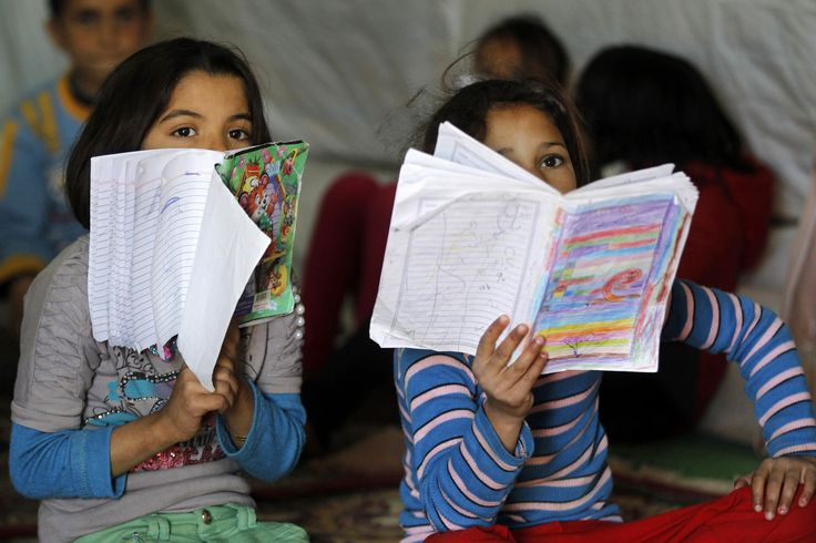 Why we need to help Lebanon educate Syria's refugees