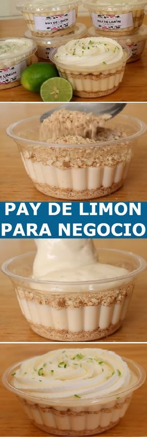"""PAY DE LIMON PARA NEGOCIO, INCLUYE COSTOS! """" By …"""
