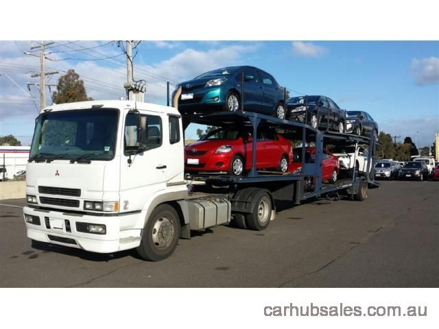 Transport Business - Reliable Contract - Trading 10 Years - Melbourne Metro Victoria Truck with work %u2013 Car Hub Sales