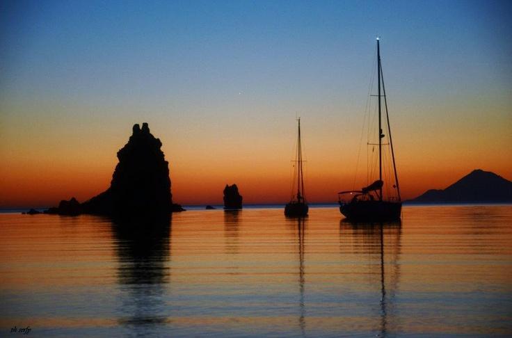 Aeolian Islands .. Vulcano