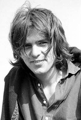 young Peter Gabriel (early career - Genesis) most don't know