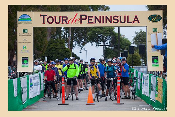 Tour De Peninsula Metric Century