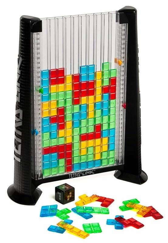 ThinkGeek :: Tetris Link