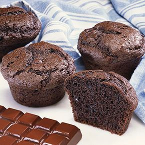 Receta Básica de Cupcakes - Cocinar con niños - Recetas de cocina - Charhadas.com