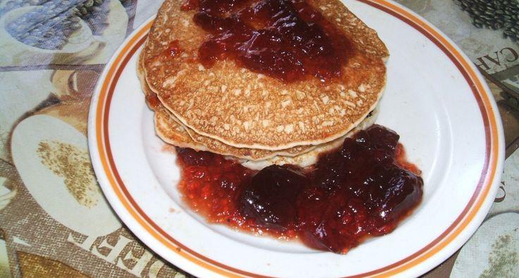 Diétás palacsinta, házi diétás meggy dzsemmel | APRÓSÉF.HU - receptek képekkel