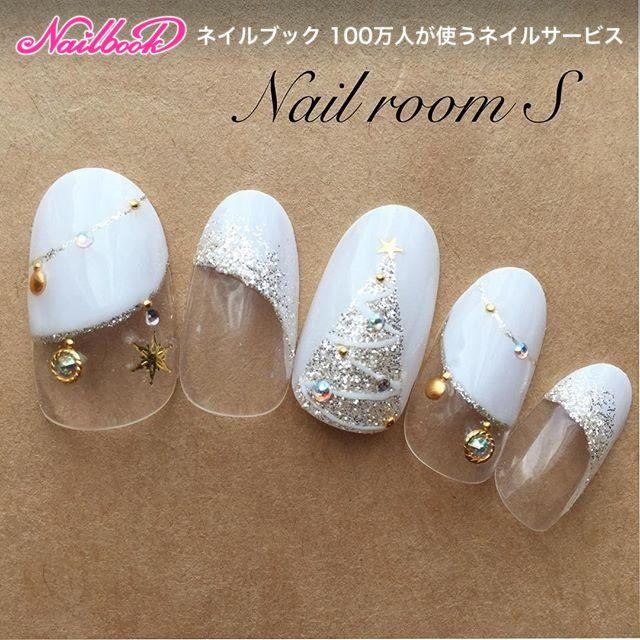 #nails #gelnails #nailart #naildesigns #クリスマスネイル #クリスマスツリーネイル #ツリーネイル #冬ネイル #オーナメントネイル#ハンド...|ネイルデザインを探すならネイル数No.1のネイルブック