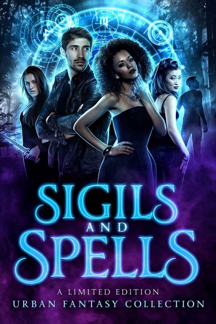 Check out this fantasy box set, SIGILS & SPELLS, from Various Authors including Amy Evans and her novel, CLICKS.