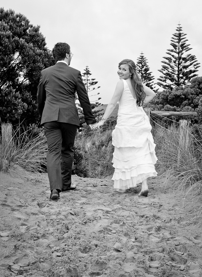 James & Kitty's Apollo Bay Wedding, Great Ocean Road