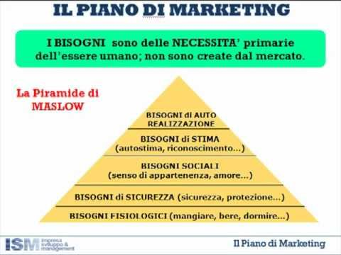 Come fare il piano di marketing http://www.youtube.com/watch?v=3z0YFpaUWSI