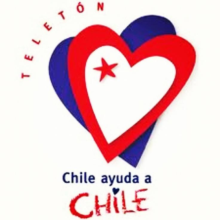 La Teletón Chile ayuda a Chile!!!