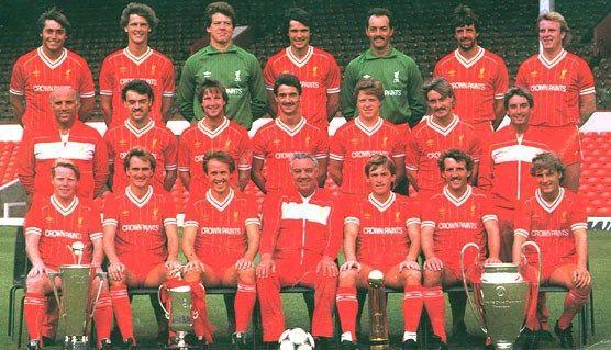 Liverpool FC 1984 - 1985 season #LFC