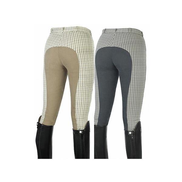Зимние брюки для верховой езды