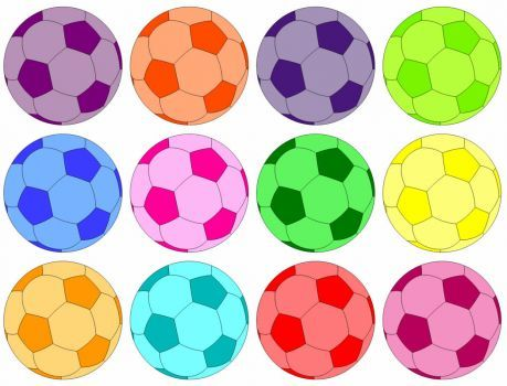 soccerball jigsaw puzzle for kids (30 pieces)