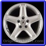 Acura TL 2006 Wheels & Rims Hollander #71749B #Acura #TL #AcuraTL #2006 #Wheels #Rims #Stock #Factory #Original #OEM #OE #Steel #Alloy #Used