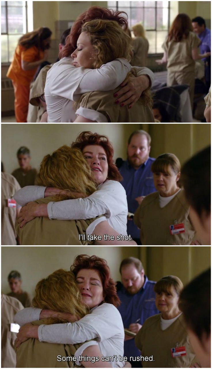 #OITNB 4.07|| Nicky and Red