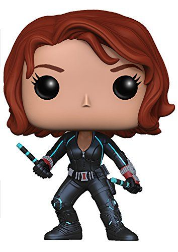 Funko POP Marvel: Avengers 2-Black Widow Action Figure FunKo http://smile.amazon.com/dp/B00UCHUJBQ/ref=cm_sw_r_pi_dp_IEPRvb1G0FWY2