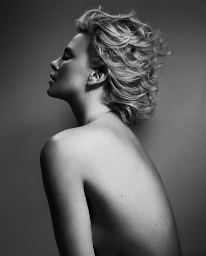Charlize Theron by Vincent Peters.