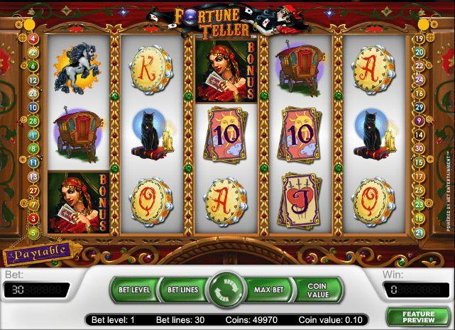 Spiele Fortune Teller Slots - Video Slots Online