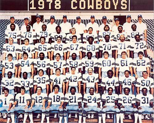 1978 Dallas Cowboys | Dallas Cowboys history