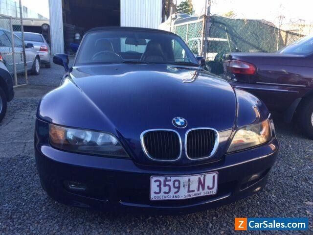 1997 BMW Z3 CONVERTIBLE Blue Automatic 4sp A Convertible #bmw #z3 #forsale #australia