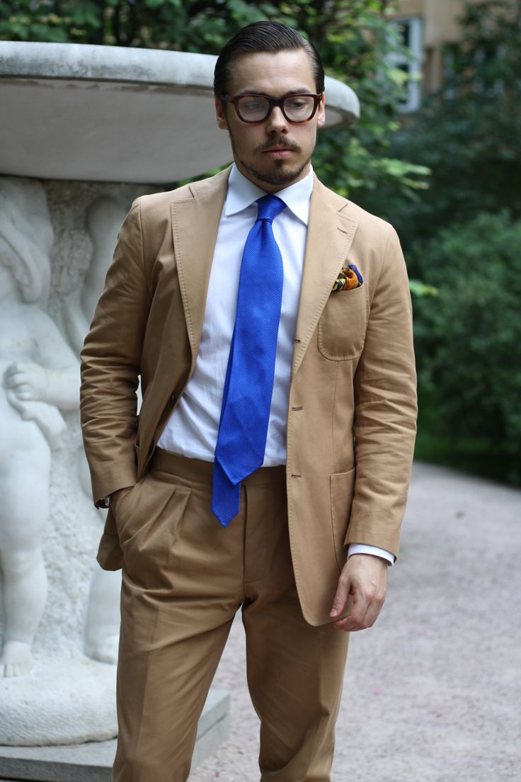 11 best My Style images on Pinterest   Blue suits, Pocket squares ...